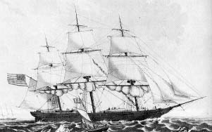 Ship 'John J. Boyd' Emigrant Voyages Narratives