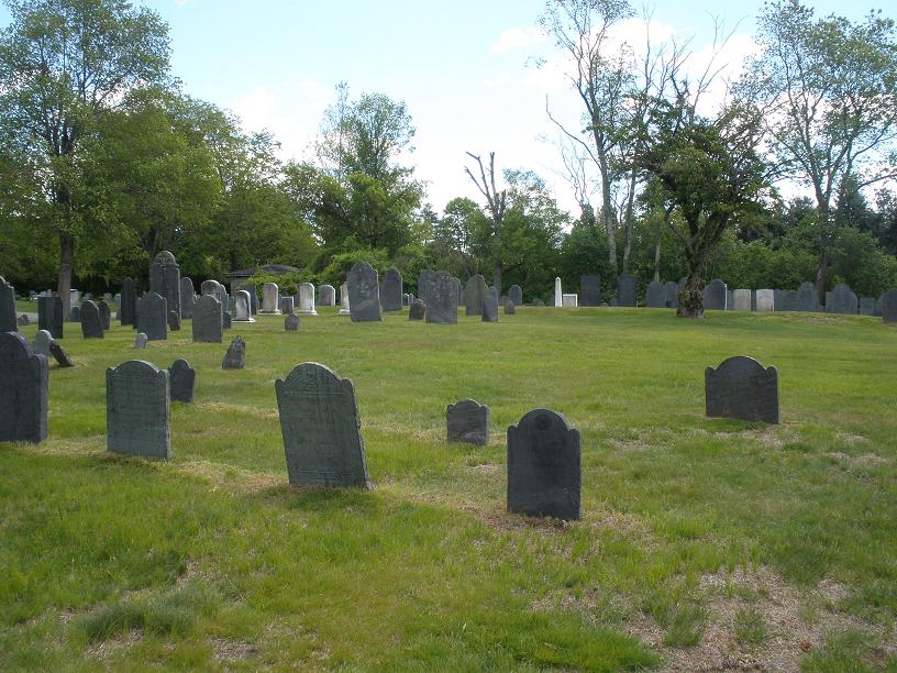 North Wayland Cemetery - Old North Cemetery